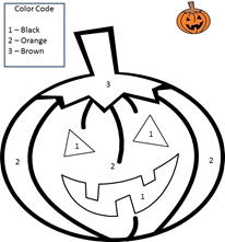 Math WorkSheets Halloween Theme